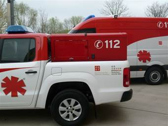 INTERSCHUTZ 2015 (8 to 13 June): Germany's biggest-ever bilateral cooperation for rescue services